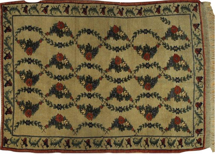 Anatolian Rug, 3'7'' x 4'11''