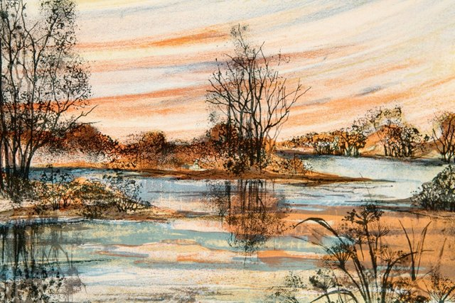 Landscape   by Kostia B.