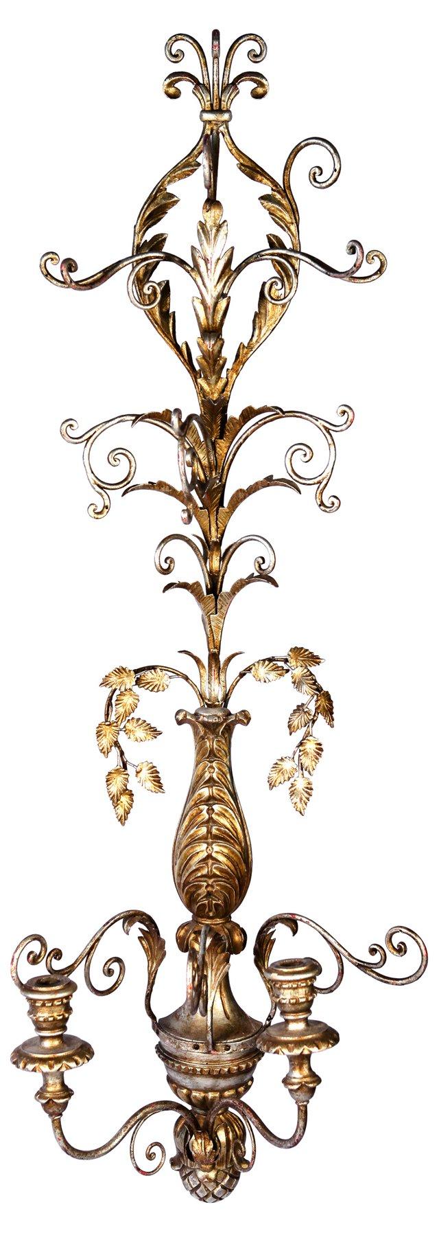 Baroque Revival Sconce