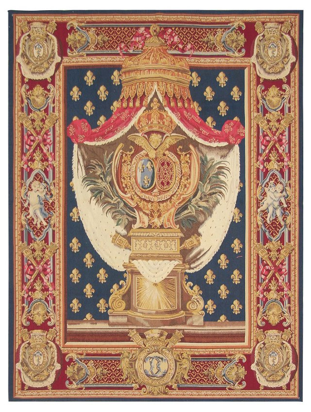 Coat of Arms Tapestry