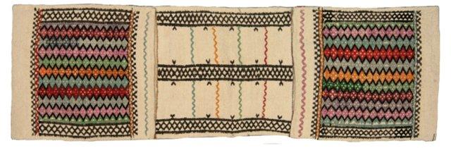 Turkish  Wool  Saddlebags