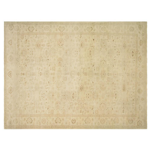 """Sultanabad-Style Carpet, 10'6"""" x 13'7"""""""