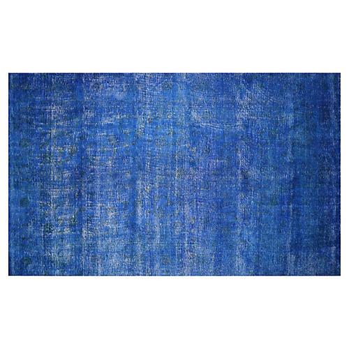 "Persian Overdyed Carpet, 9'9"" x 16'"