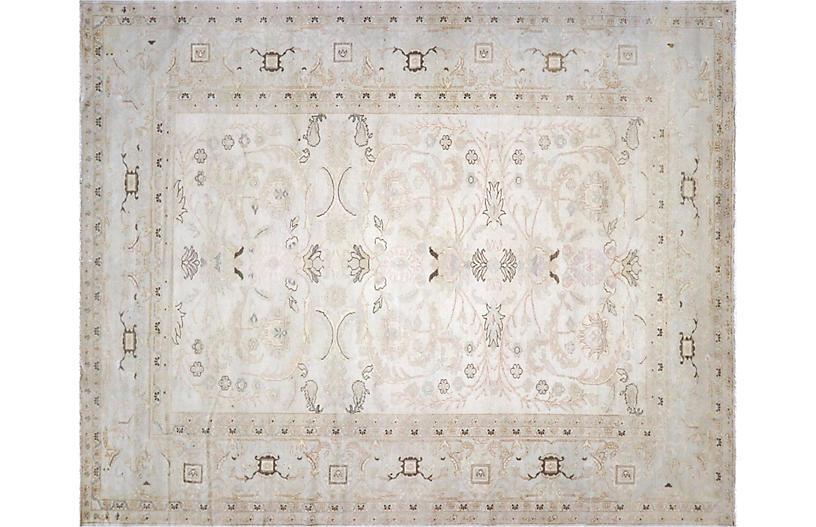 1980s Egyptian Carpet, 9'4