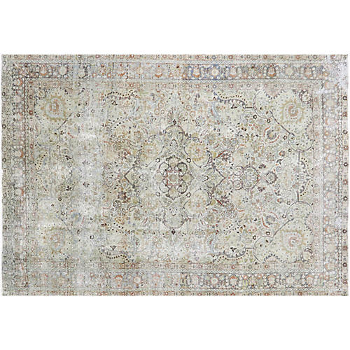 1940s Persian Tabriz Carpet