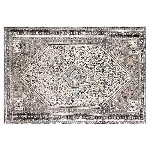 "1930s Persian Shiraz Rug, 7'2"" x 10'5"""