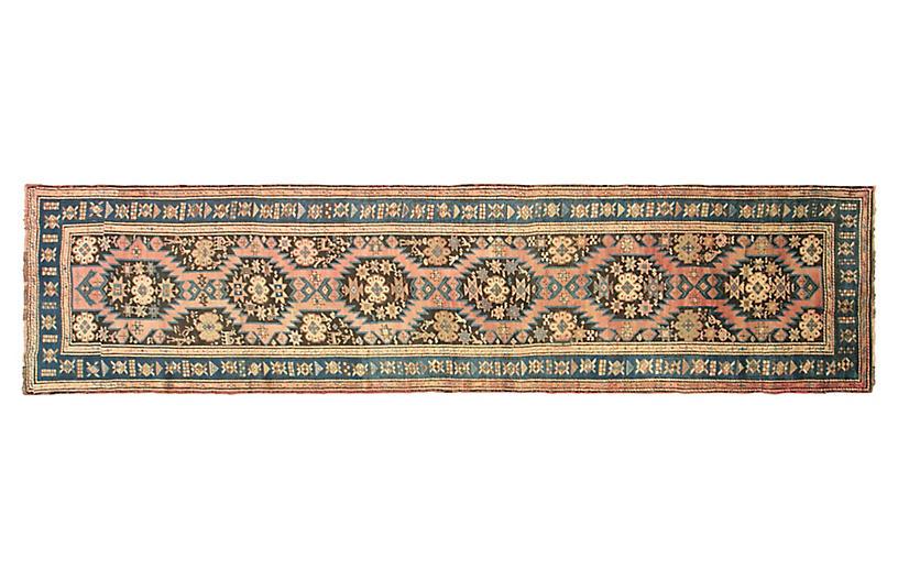 1920s Caucasian Karabagh Rug, 3'5
