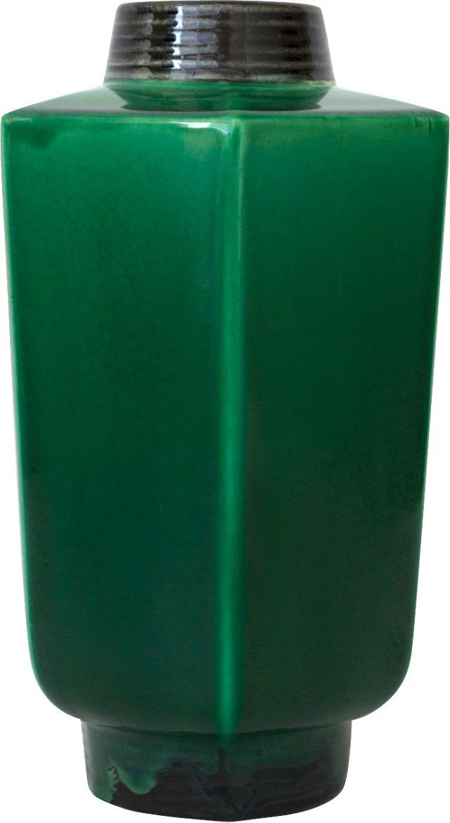 19th-C. French Decorative Vase