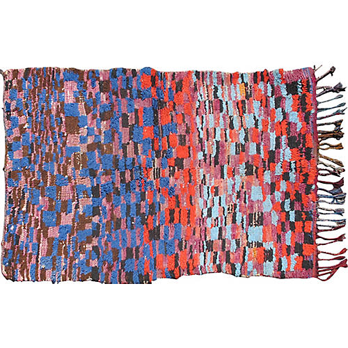 Moroccan Rug, 3'6 x 5'2