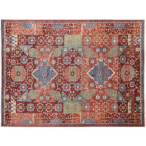 """Transitional Rug, 8'9"""" x 11'6"""""""