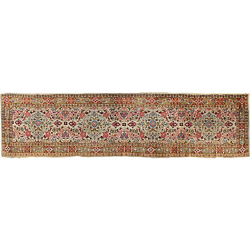 "Antique Amritsar Runner, 2'3"" x 10'2"""