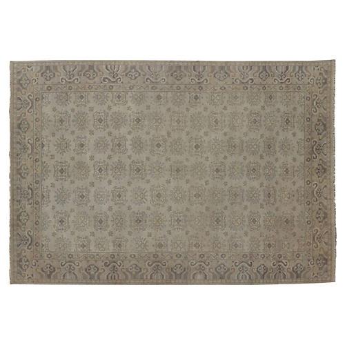 """Khotan Carpet, 9'6"""" x 13'6"""""""