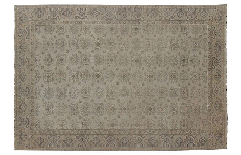 Khotan Carpet, 9'6