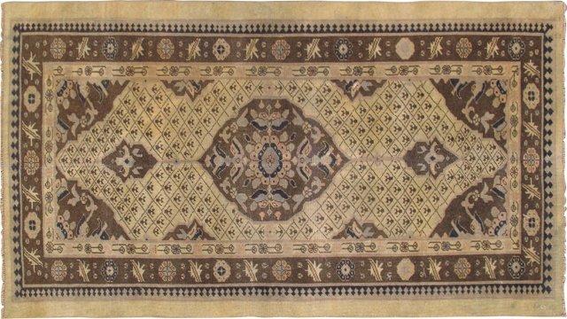 "Antique Persian Serab, 3'1"" x 5'6"""