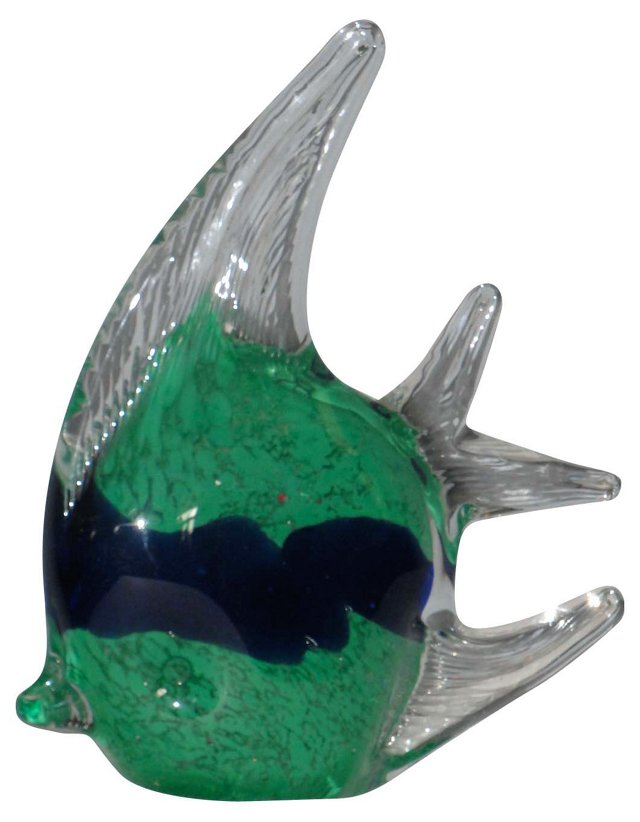Italian Murano Fish