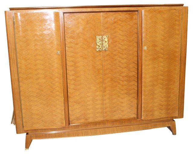 French Palisander Armoire