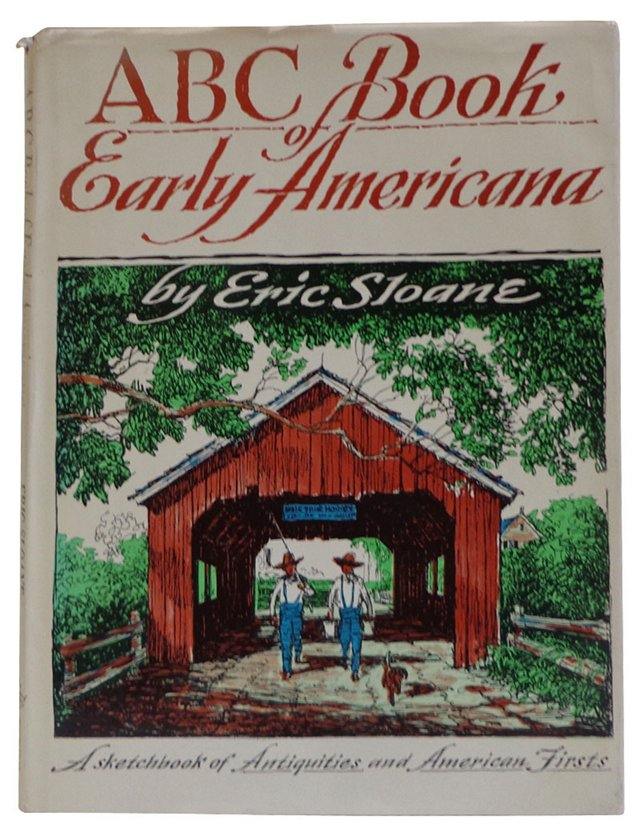 ABC Book of Americana, Signed