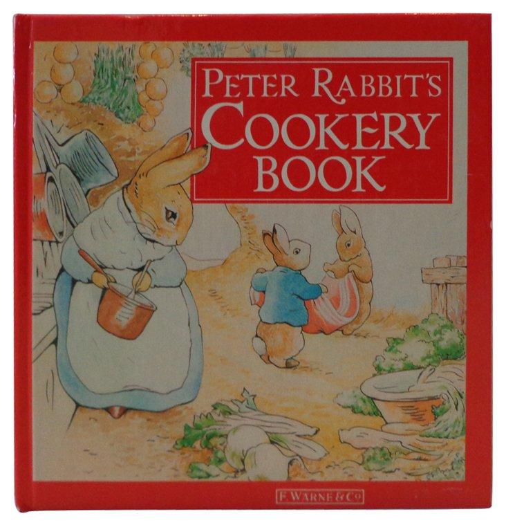 Peter Rabbit's Cookery  Book
