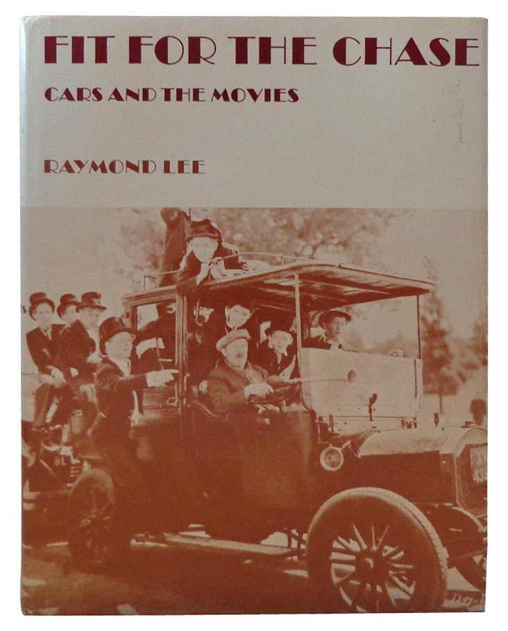 Fit for the Chase: Cars and the Movies