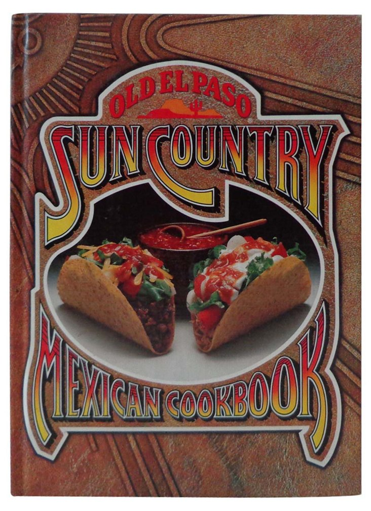Sun Country Mexican Cookbook