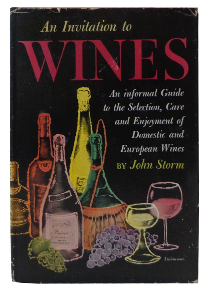 An Invitation to Wines