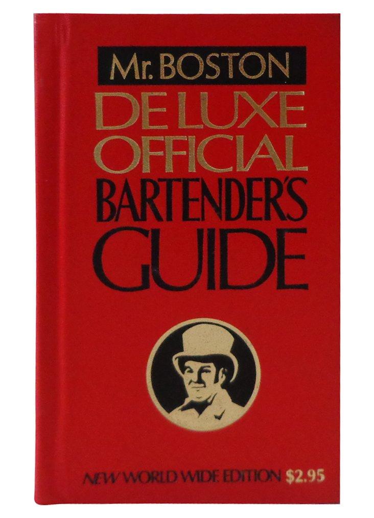 Old Mr. Boston Bartender's Guide