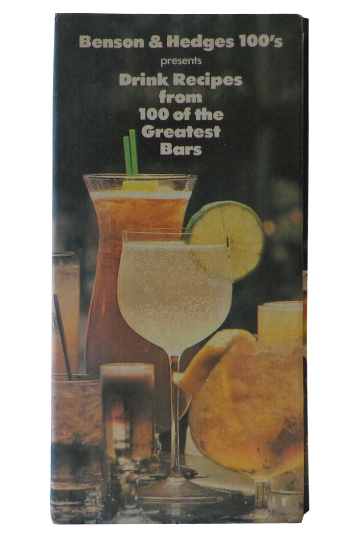 Drink Recipes From 100 Greatest Bars