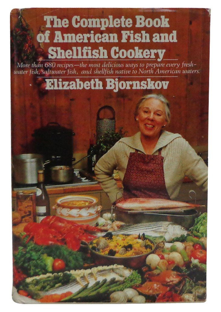 American Fish & Shellfish Cookery
