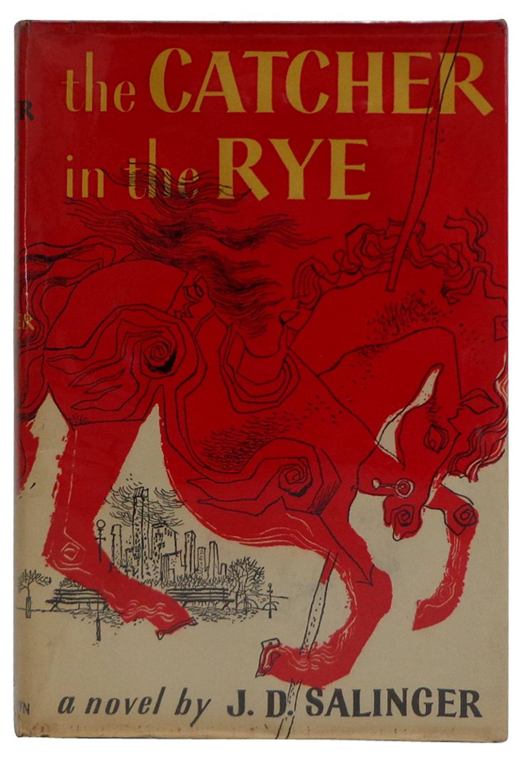 Catcher in the Rye, Early Edition