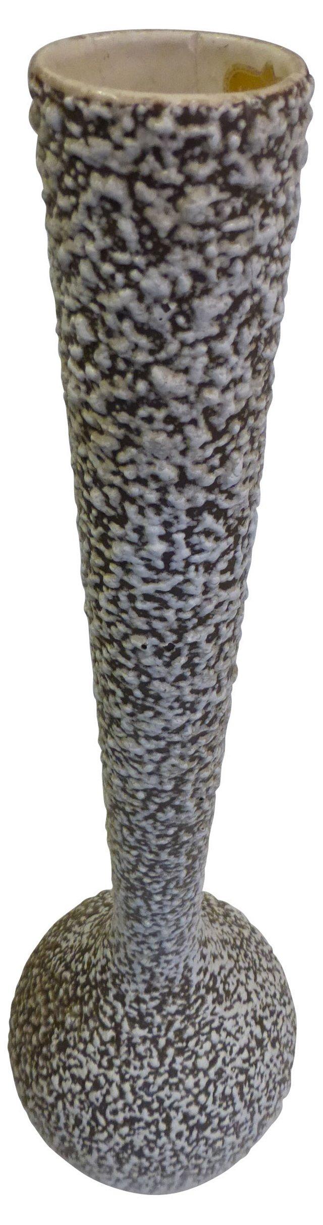 Ceramic Volcanic Vase