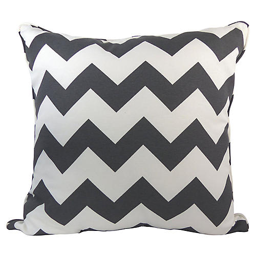 Chevron Pattern Pillow