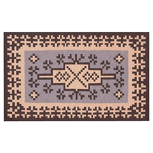 Navajo-Style Rug, 3' x 5'