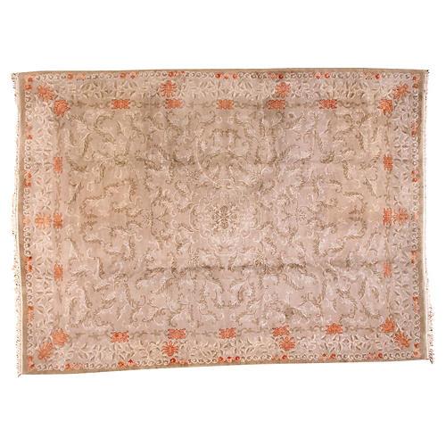 """Chinese Carpet, 10'2"""" x 13'9"""""""