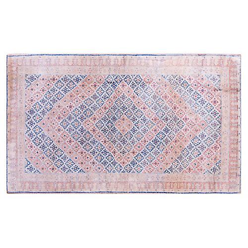 Agra Rug, 4' x 7'