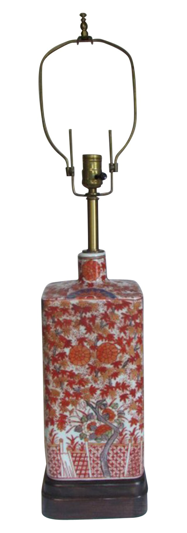 Imari Lamp