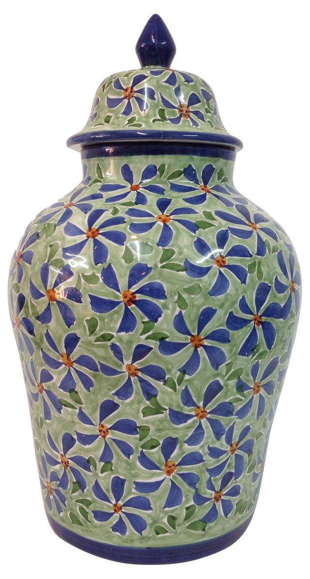 Mexican Terracotta Jar