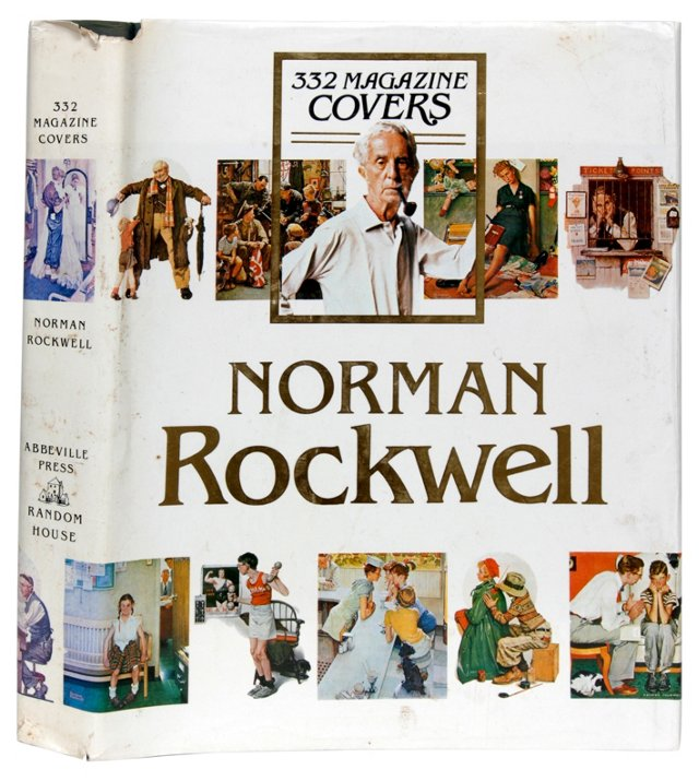 Rockwell Magazine Covers, 1st Ed