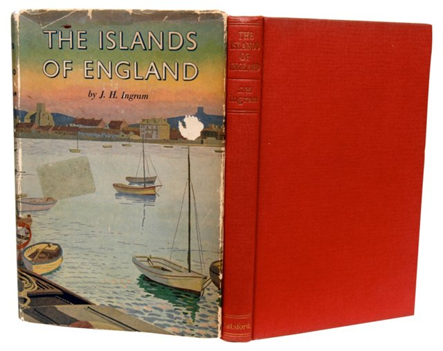 The Islands of England, 1st Ed