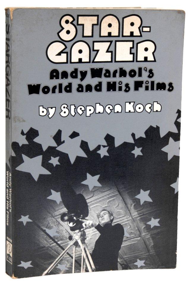 Star-Gazer: Andy Warhol's World, Signed