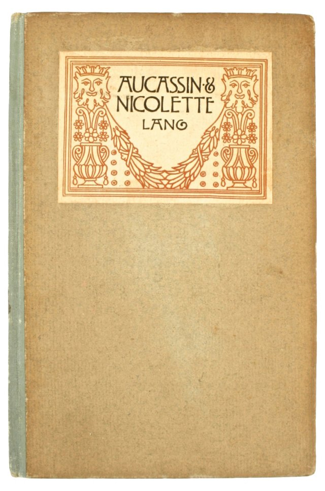 Aucassin & Nicolette, 1st Ed