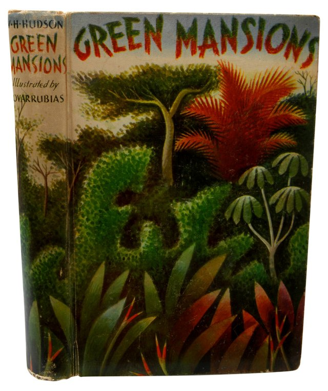 Green Mansions, 1st Ed