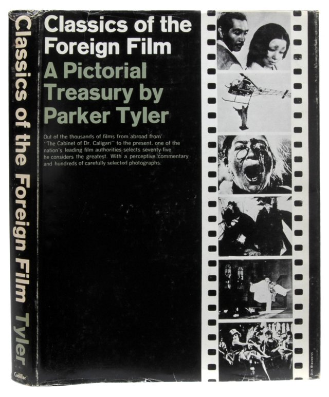 Classics of the Foreign Film, 1st Ed