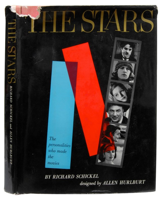 Richard Schickel's The Stars, 1st Ed