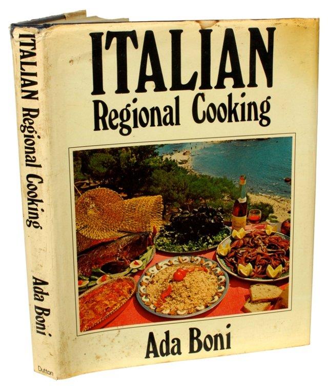 Italian Regional Cooking, 1st Ed