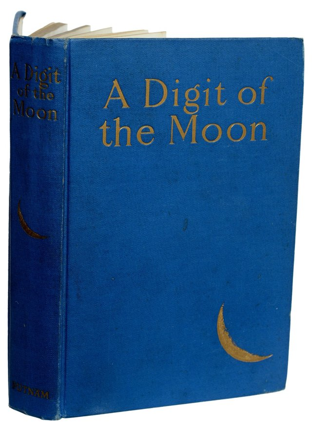 A Digit of the Moon, 1st Ed