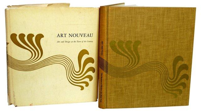Art Nouveau, Art and Design, 1st Ed