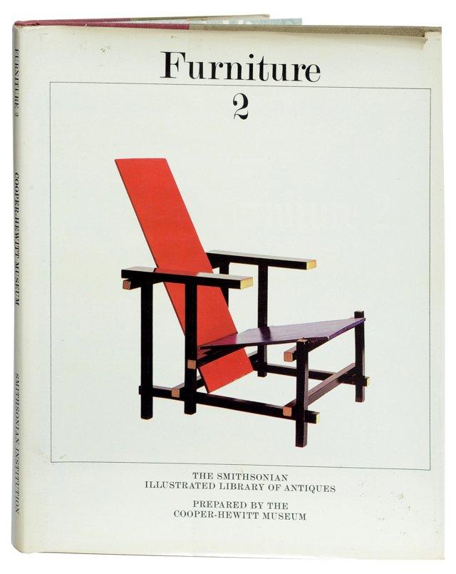 Furniture 2 Cooper Hewitt Museum, 1st Ed
