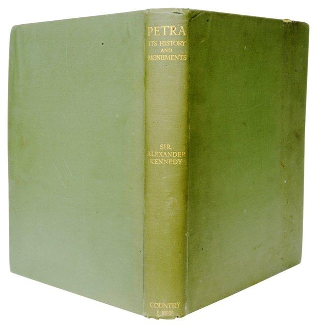 Petra, Its History & Monuments, 1st Ed