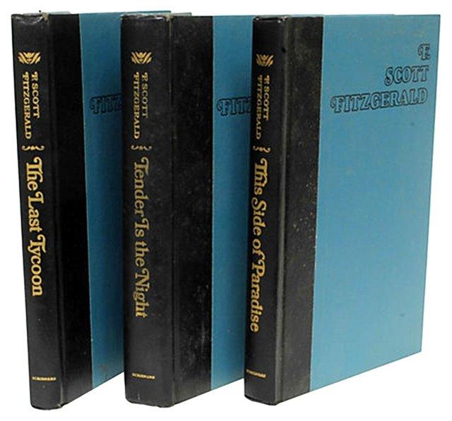Books by F. Scott Fitzgerald, S/3