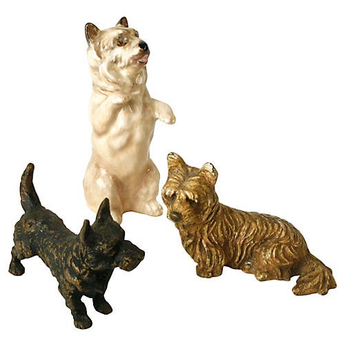 Terrier Miniatures, S/3